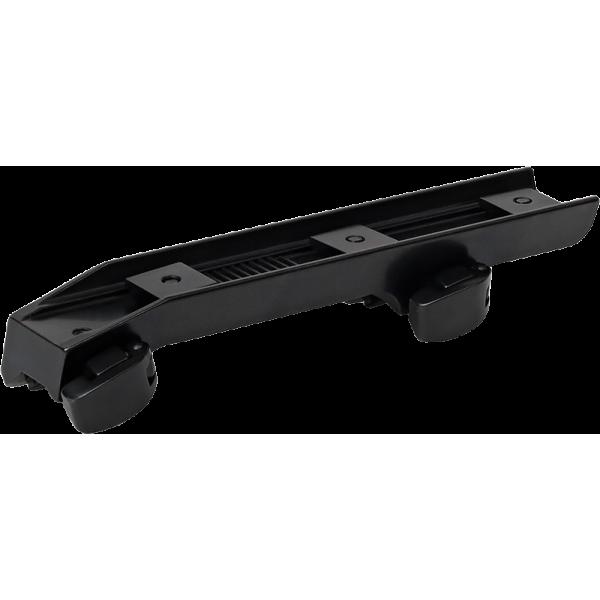 Blaser R93, R8 QD Solid Steel Saddle Mount for Swarovski Rail, BH=9,5mm