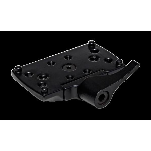 Docter Sight, Meosight, Burris QR Solid Steel Mount for Antonio Zoli (expres rifle, combination gun, drilling & AZ1900), BH=4mm