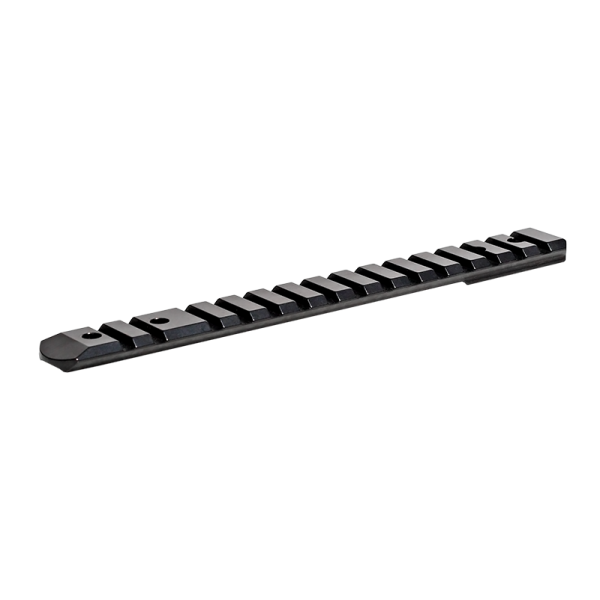 Weaver Solid Steel Rail for HAENEL JAEGER-10, 0MOA (with 4 pcs Screws)