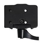 QR Weaver/Picatinny Mount for Nikko Stirling XT Speed Sight, BH=5mm